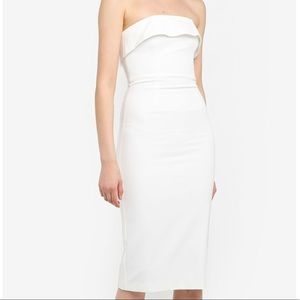 Bardot Georgia Strapless Dress